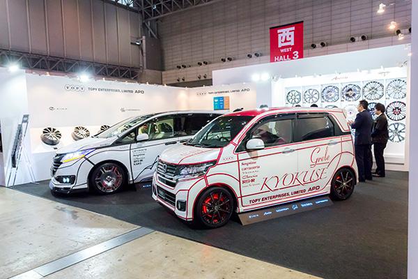 東京オートサロン2015 with NAPAC