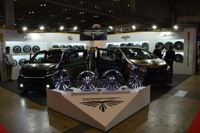 「TOKYO AUTO SALON 201017」に出展致しました。