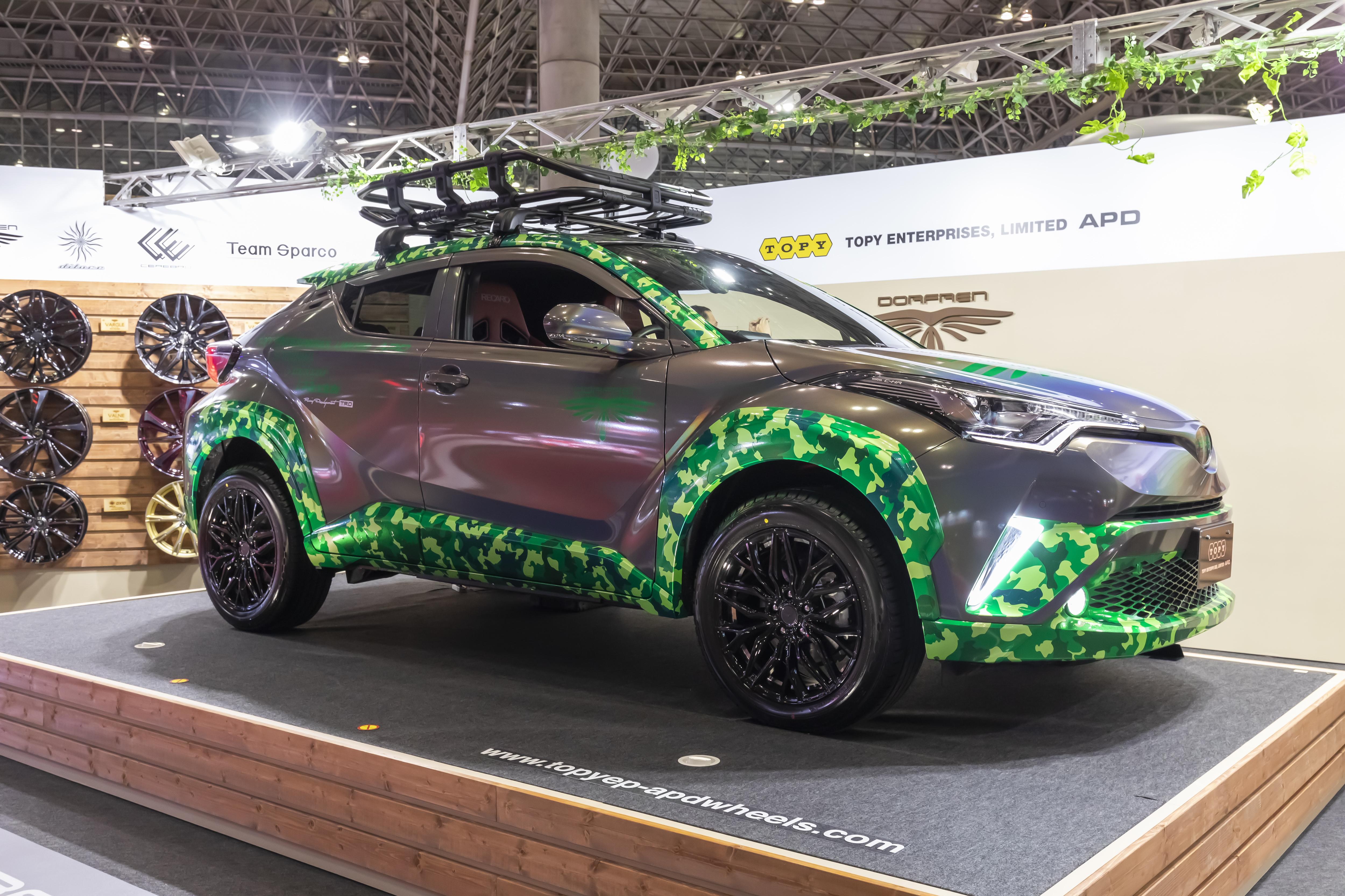 「TOKYO AUTO SALON 2020」に出展致しました。